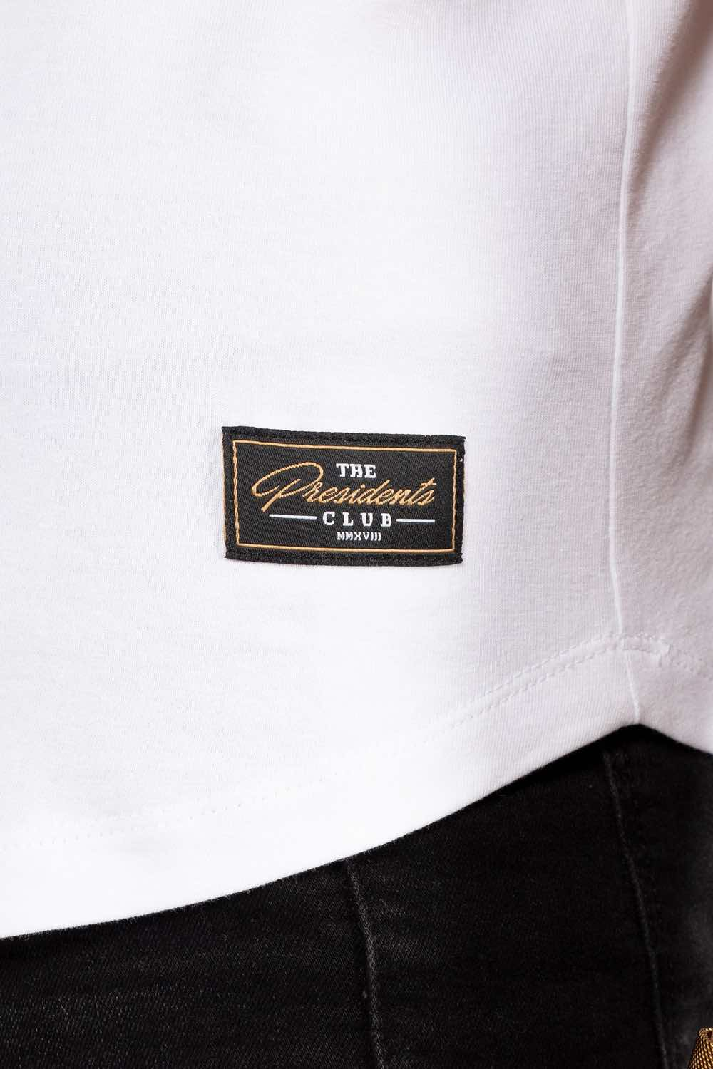 The Presidents Club Decade T-Shirt - White - 2