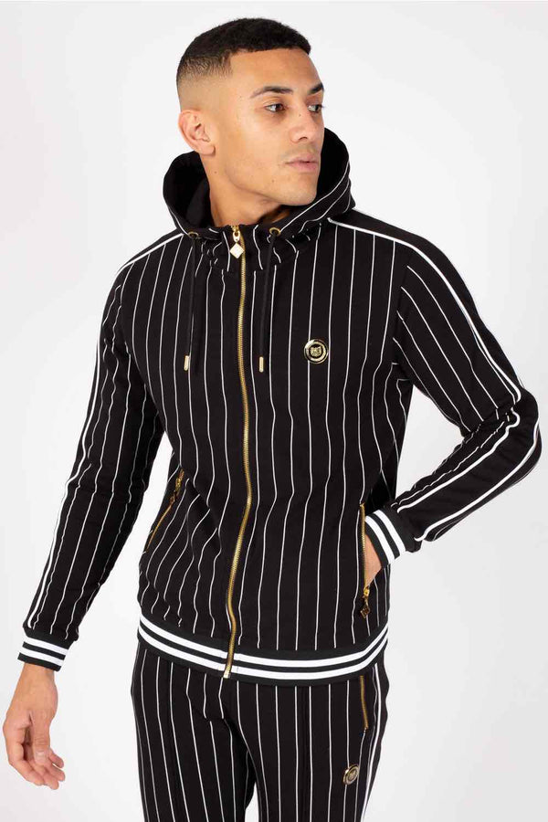 The Presidents Club Formal Hoodie - Black - 1