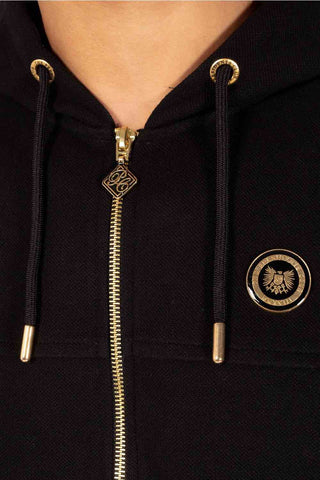 The Presidents Club Leason Hoodie - Black - 1