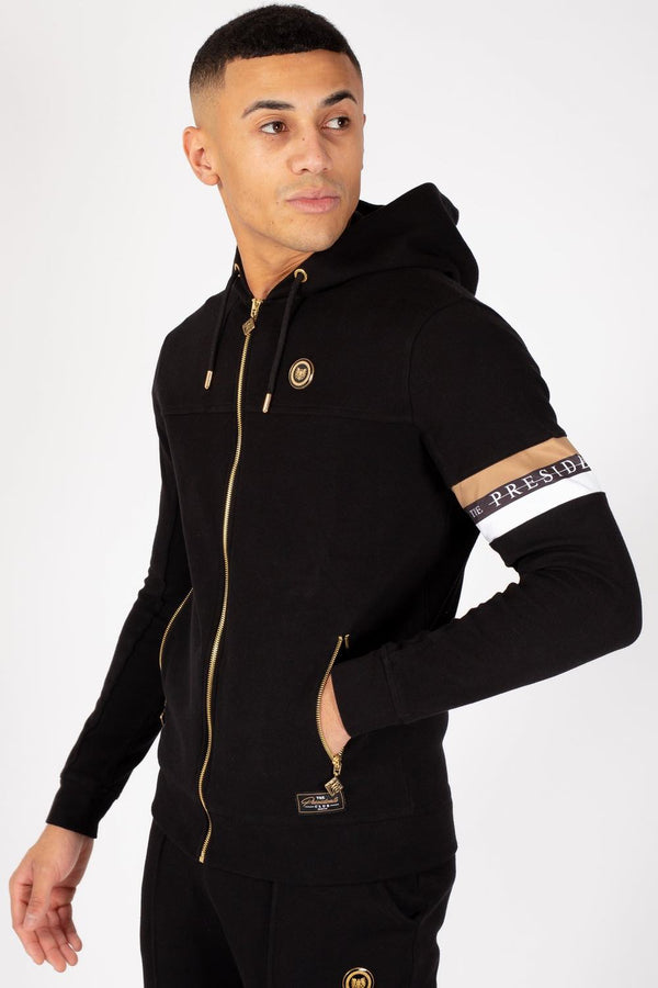 The Presidents Club Leason Hoodie - Black