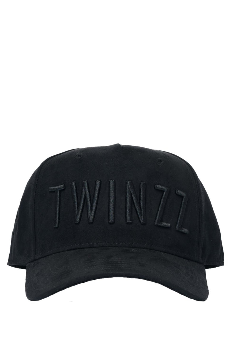 Twinzz 3D Full Trucker Cap - Black/Black - 1