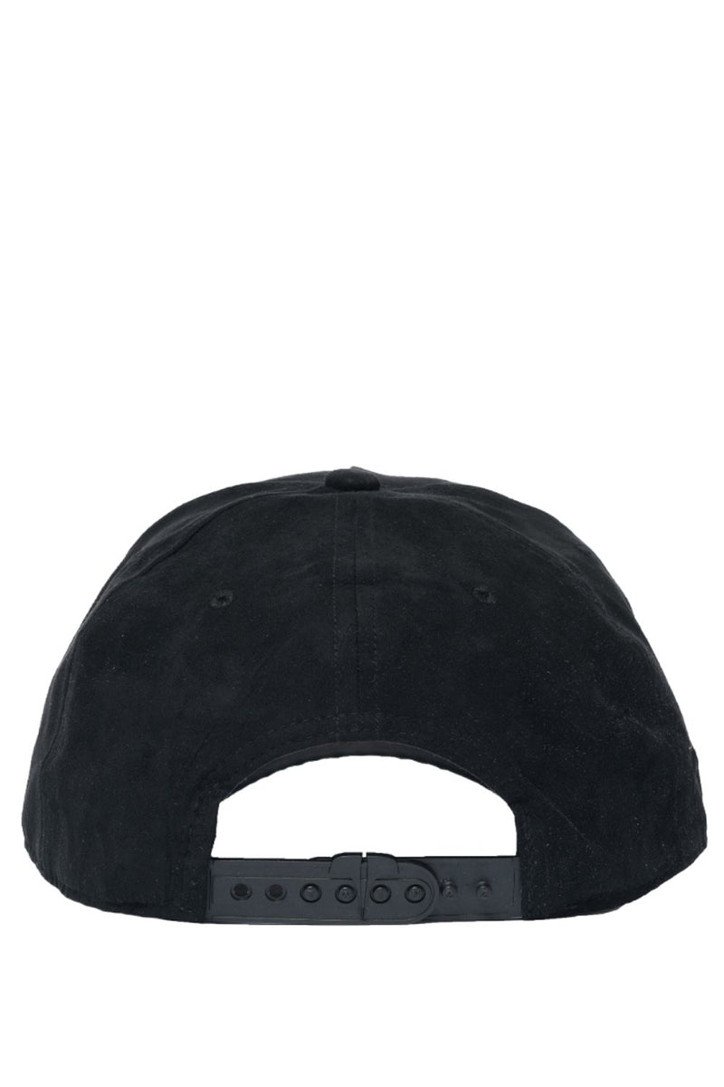 Twinzz 3D Full Trucker Cap - Black/Black - 2