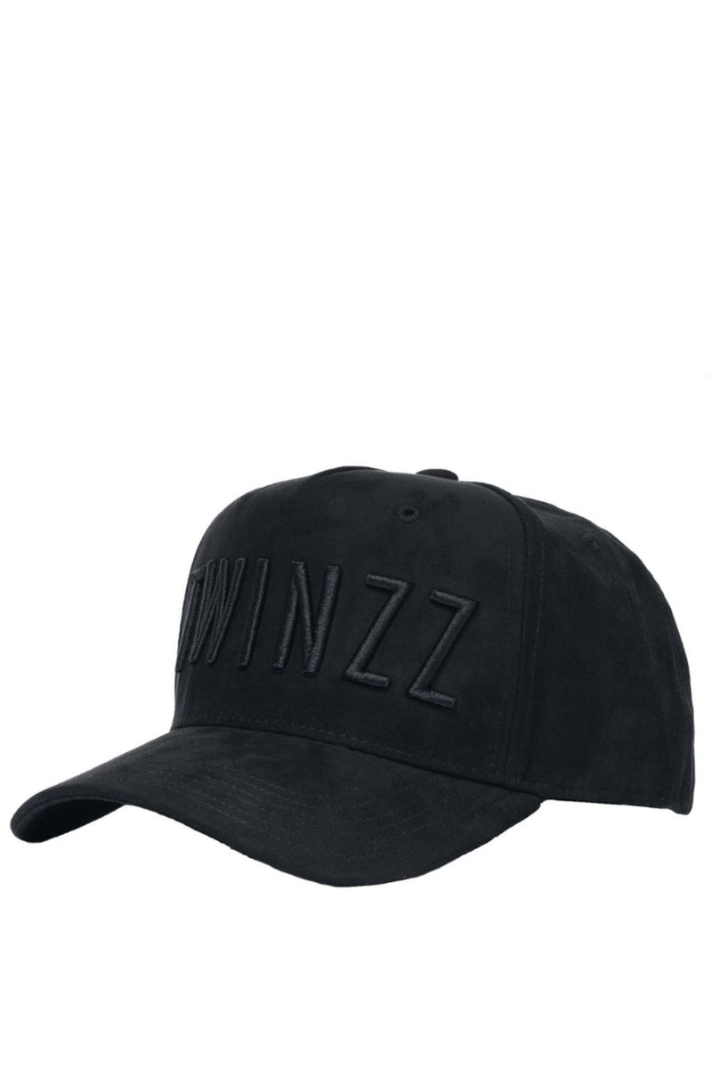 Twinzz 3D Full Trucker Cap - Black/Black