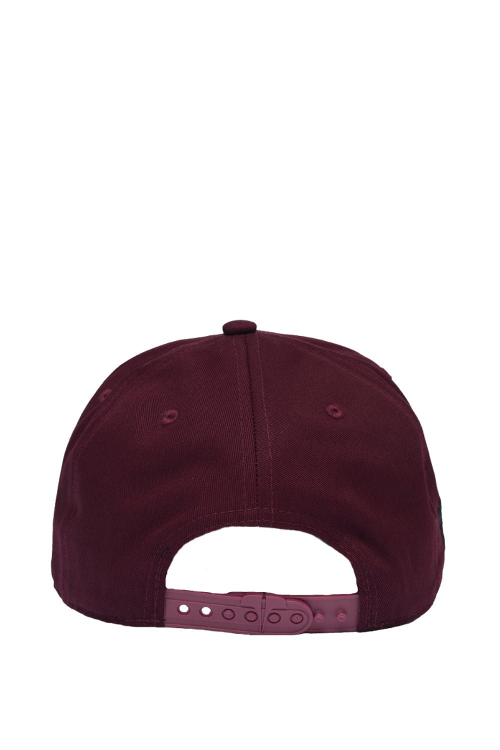 Twinzz 3D Full Trucker Cap - Burgundy/Black - 2