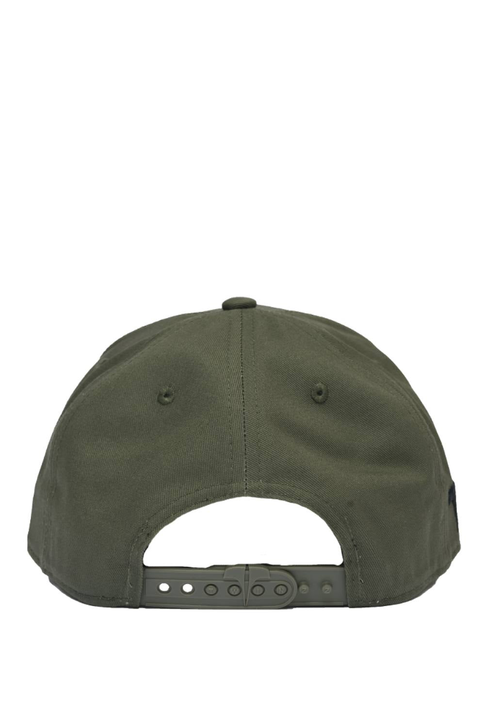 Twinzz 3D Full Trucker Cap - Khaki/Black - 2