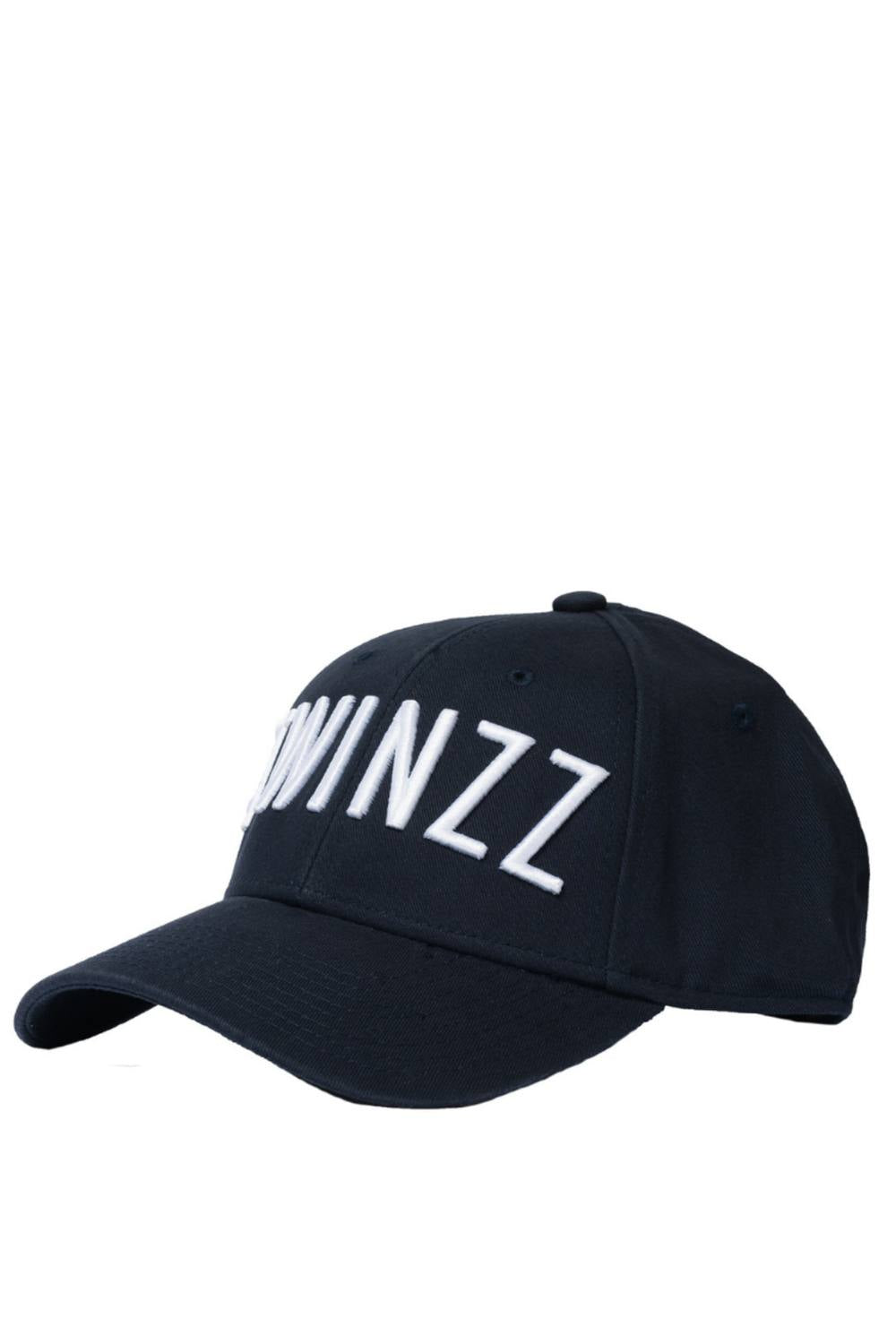 Twinzz 3D Harbour Baseball Cap - Navy/White