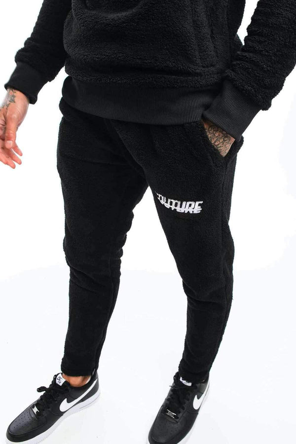 Fresh Couture Colmar 2.0 Tracksuit Pants - Black - 1