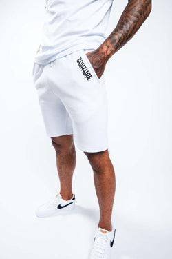 Fresh Couture Mini Strike OG Shorts - White