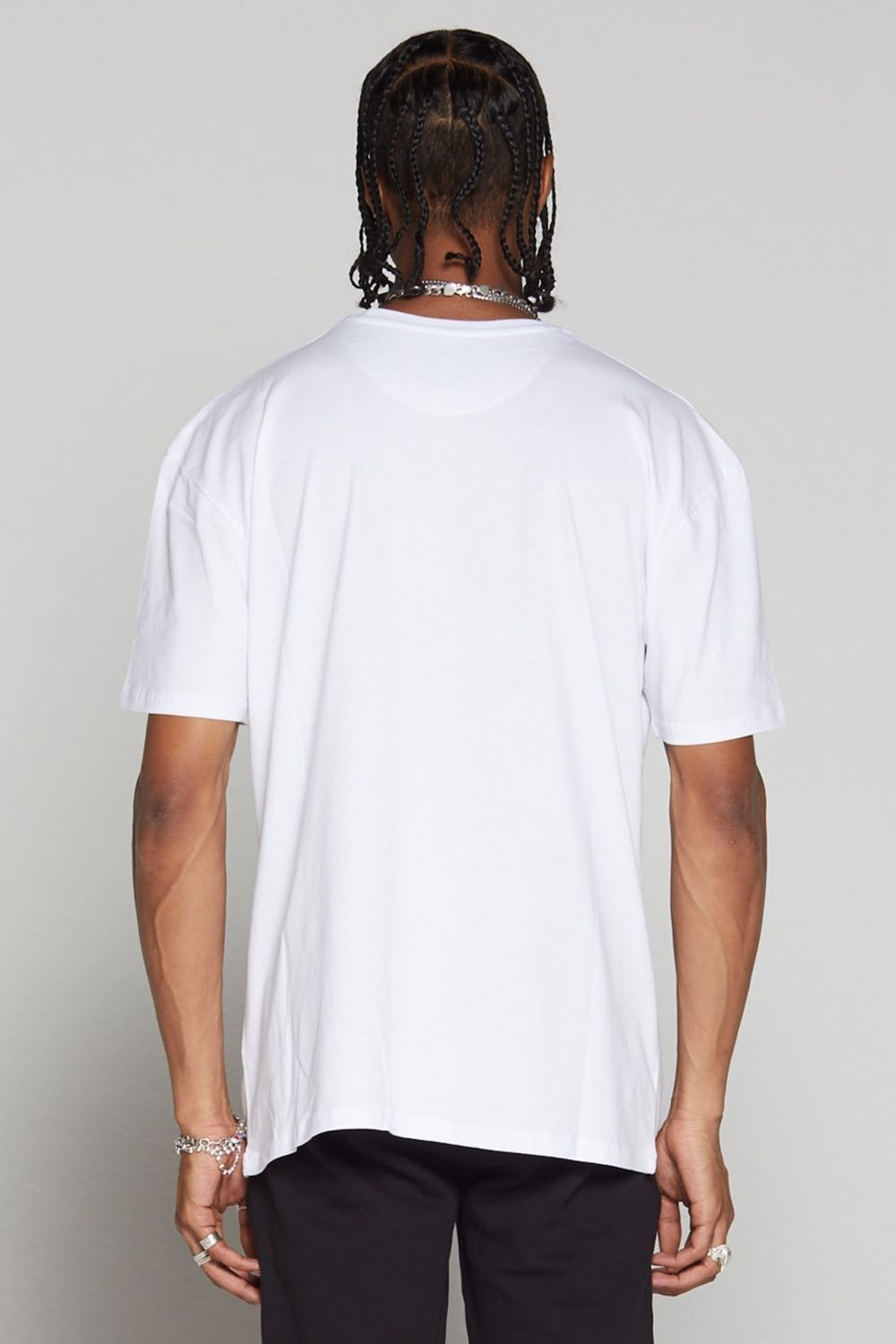 Good For Nothing Edition Oversized T-Shirt - White - 2