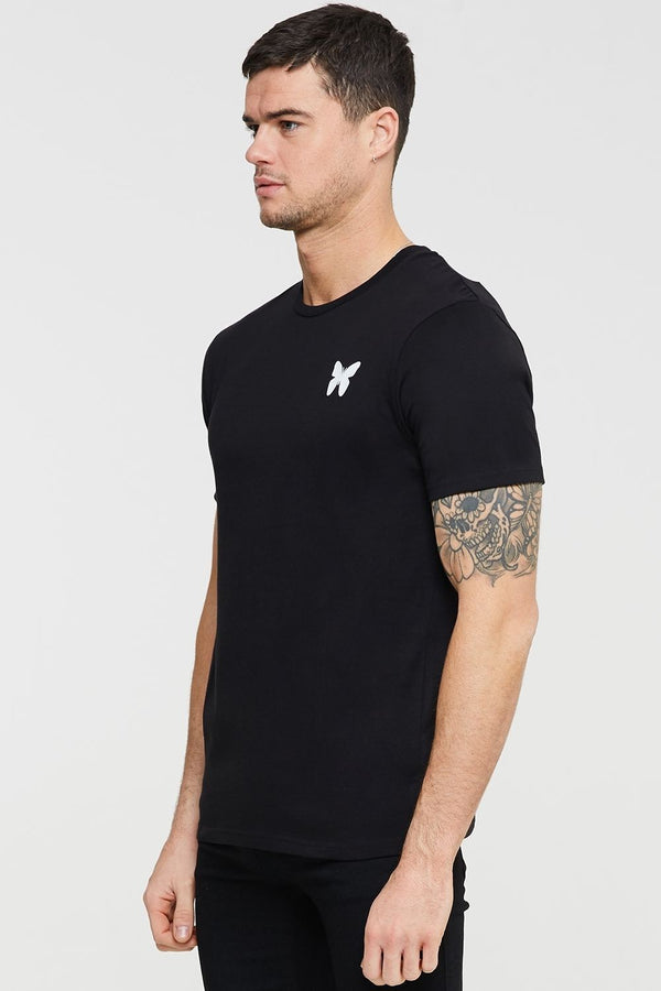 Good For Nothing Essential T-Shirt - Black - 1