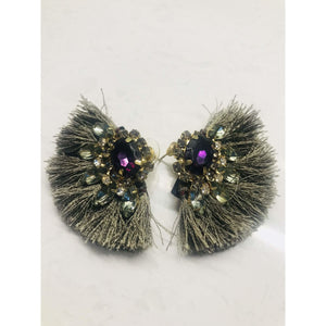 Cocktail Bling Earrings