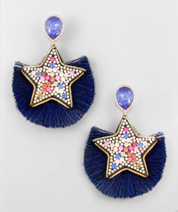 Starry Nite Earrings