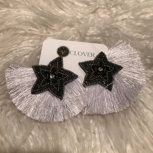 The Sheriff's in Town Earrings