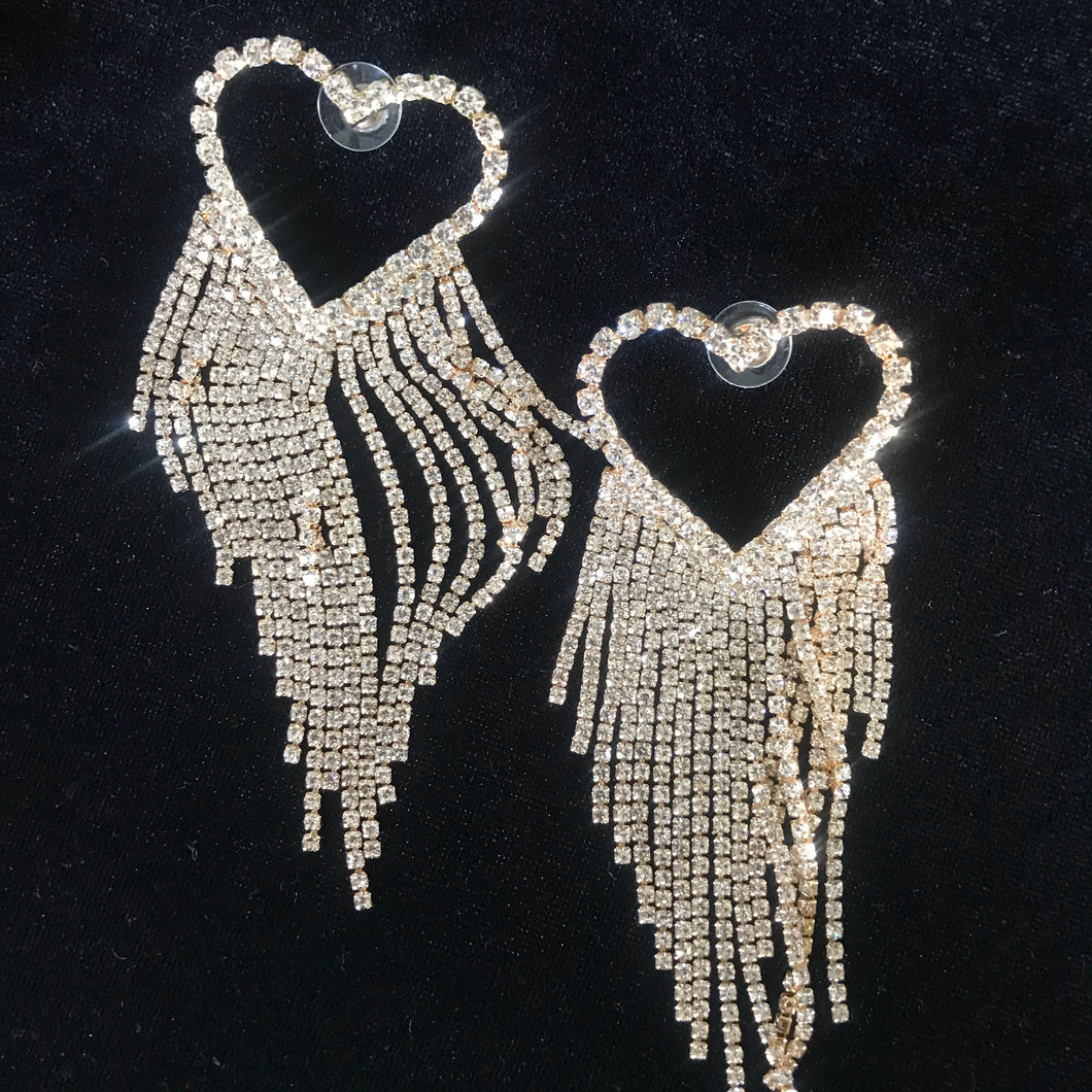 Love Struck Chandelier Earrings