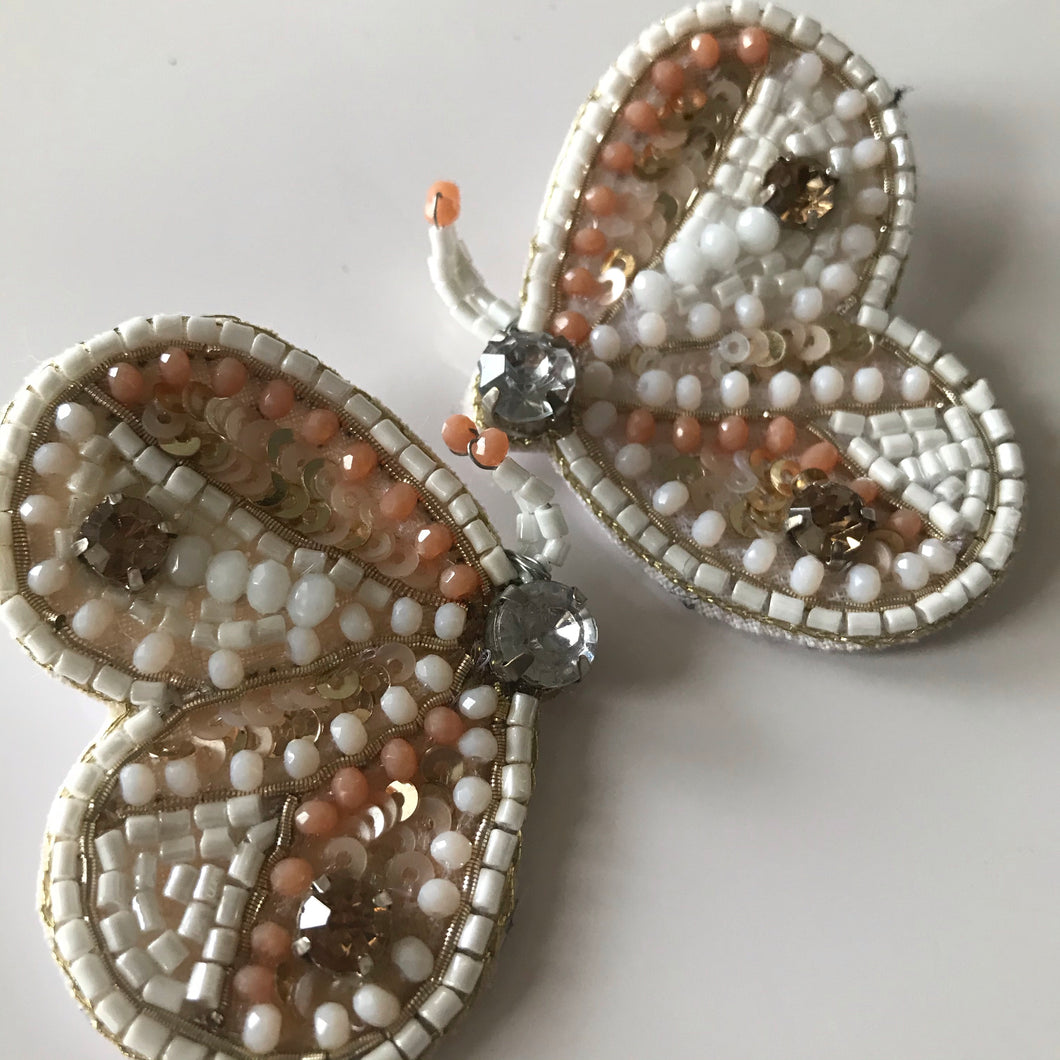 Flutter Wings Earrings