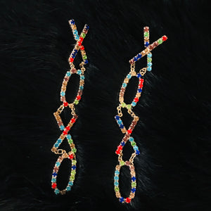 XOXO Drop Earrings
