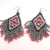 Aztec Boho Earrings