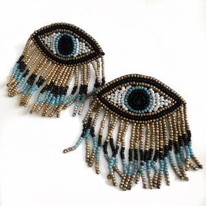 All in the Eyes Earrings