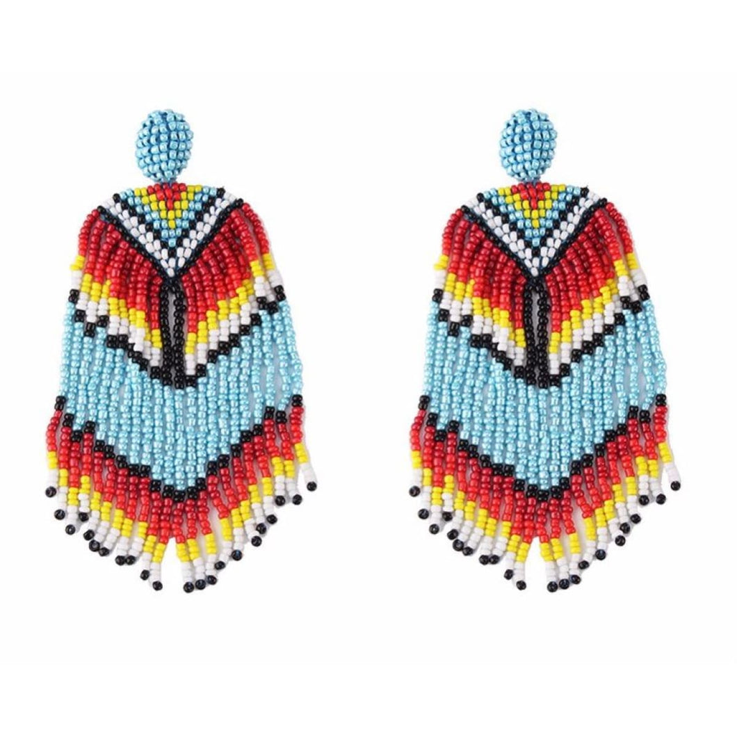 The Vibe Bead Earrings