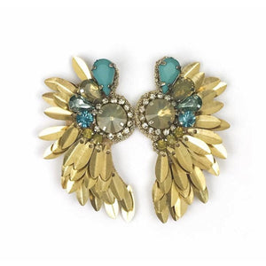 Wings of Fire Post Earrings