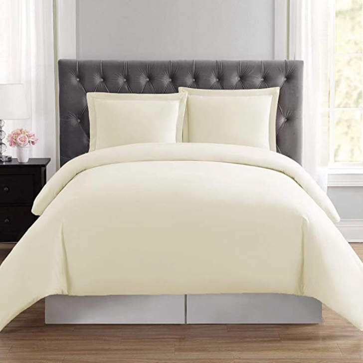 Premium Duvet Cover 350 TC [GOTS] [Available in Different Colors] - Organic Textiles