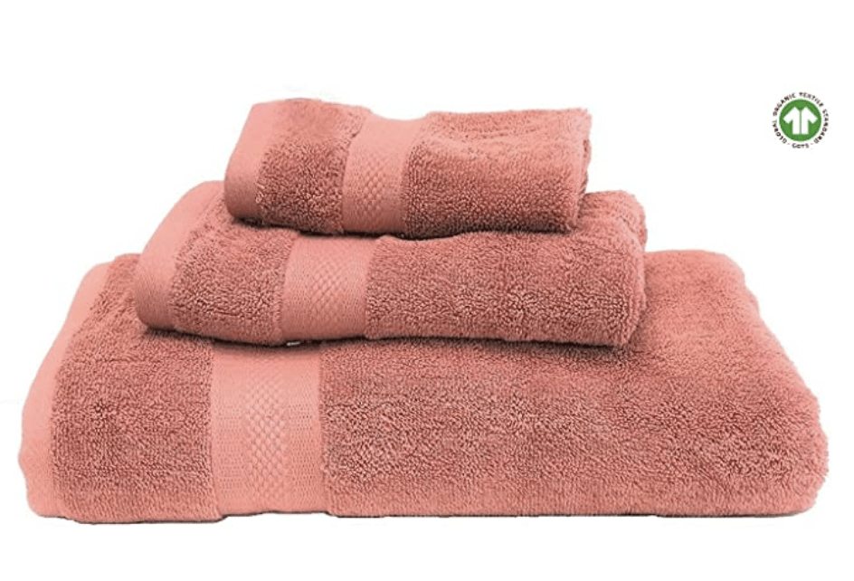 100% Organic Cotton Towel Set [GOTS Certified] - Organic Textiles