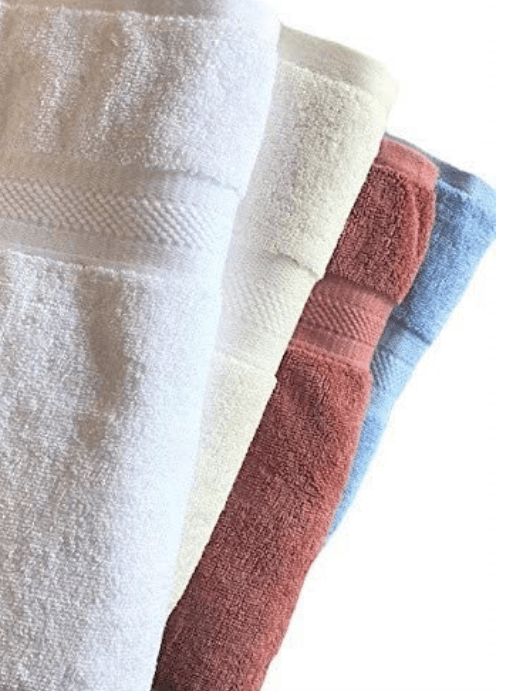 100% Organic Cotton Beach Towel [GOTS Certified] - Organic Textiles