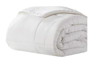 Bamboo Comforter with Organic Cotton Cover - Organic Textiles