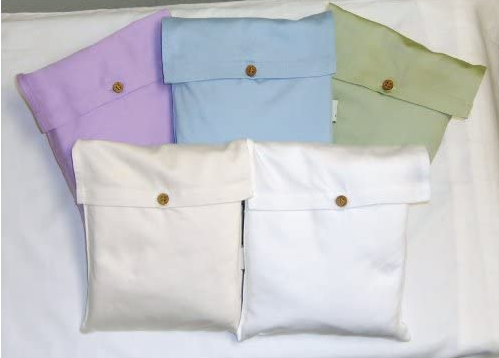 Organic Cotton Premium 350 TC, Fitted Bed Sheet (Available in different Sizes) [GOTS] - Organic Textiles
