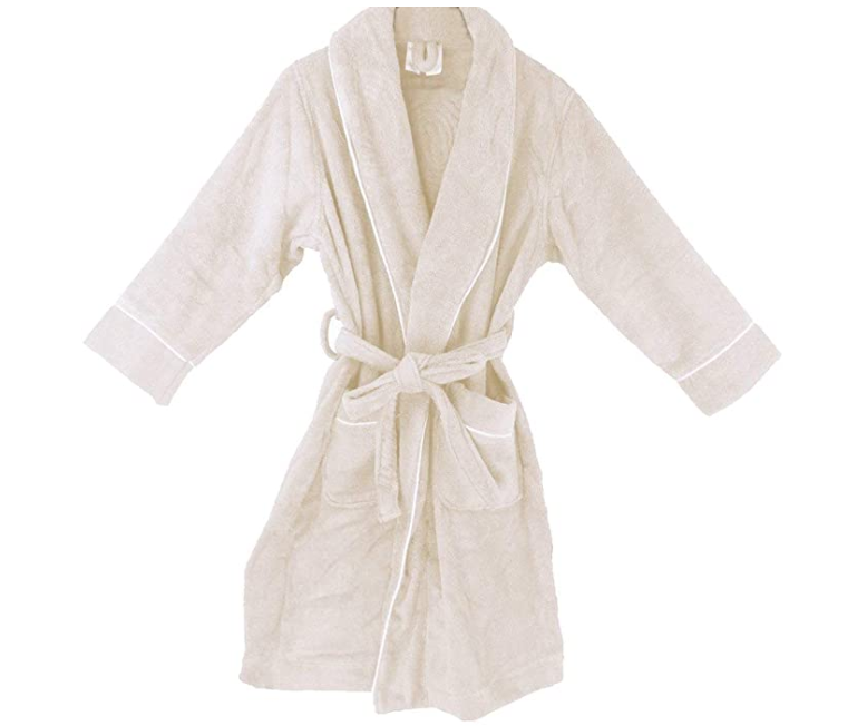 Men's Royal Spa Terry Cloth Bathrobe [GOTS Certified] [Available in Different Colors] - Organic Textiles