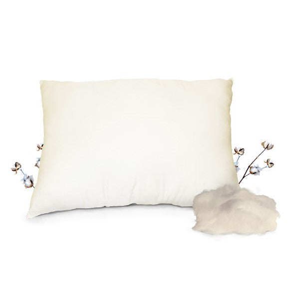 Organic Cotton Pillow|100 Organic Cotton Pillow-Organic Textiles