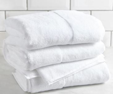 100% Organic Cotton Standard Towel [GOTS Certified] (Different Colors Available) - Organic Textiles