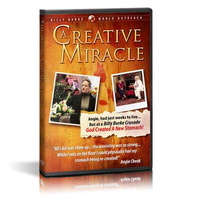 A Creative Miracle: The Angie Cheak Story - Billy Burke World Outreach