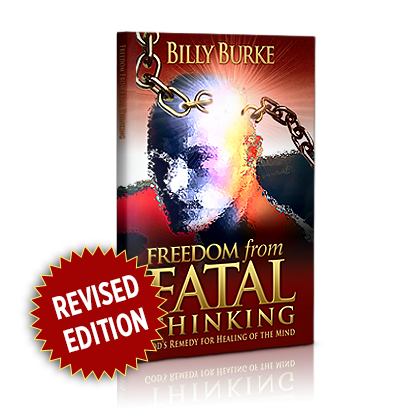 Freedom from Fatal Thinking (eBook) - Billy Burke World Outreach