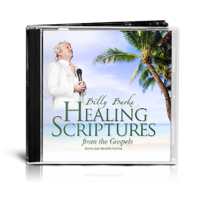Healing Scriptures from the Gospels