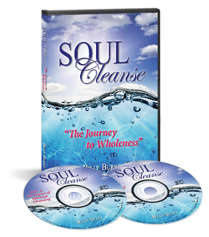 Soul Cleanse: The Journey to Wellness (Mp3) - Billy Burke World Outreach