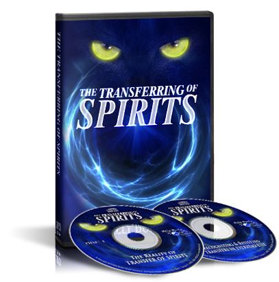 The Transferring of Spirits  (Mp3) - Billy Burke World Outreach