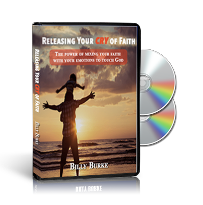 Releasing Your CRY of Faith