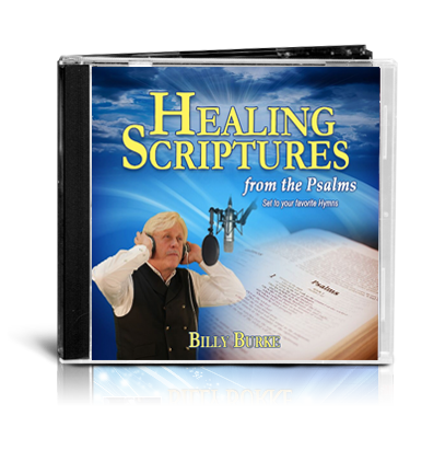 Healing Scriptures from the Psalms