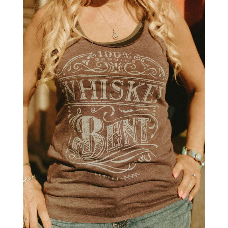 Whiskey Bent Graphic Tank