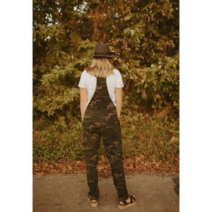 The Emmerlynn Camo Overall