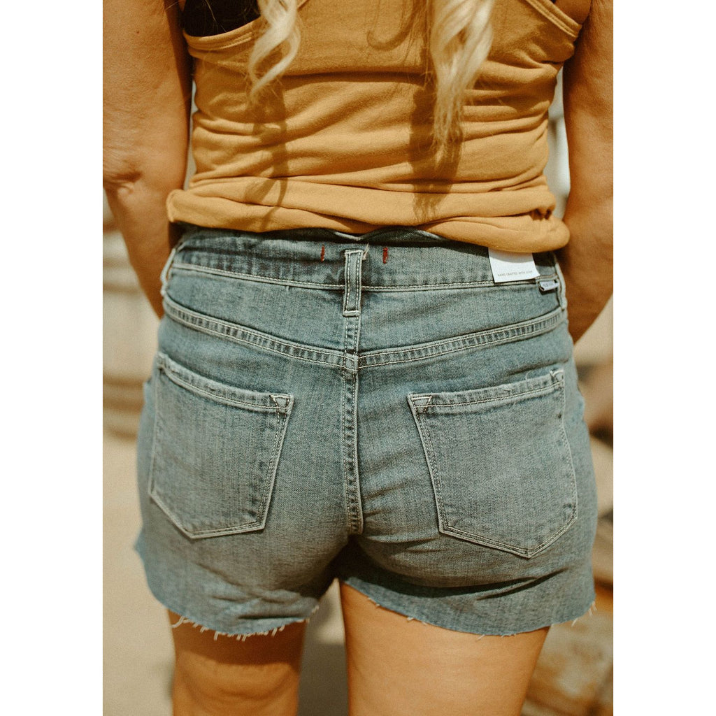 The Gigi Midrise  Shorts