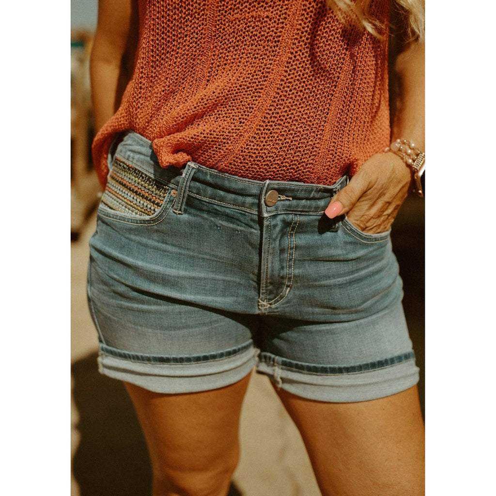 The Marina Midrise  Shorts