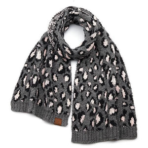 CC Leopard Scarf - Shabby 2 Chic Boutiques