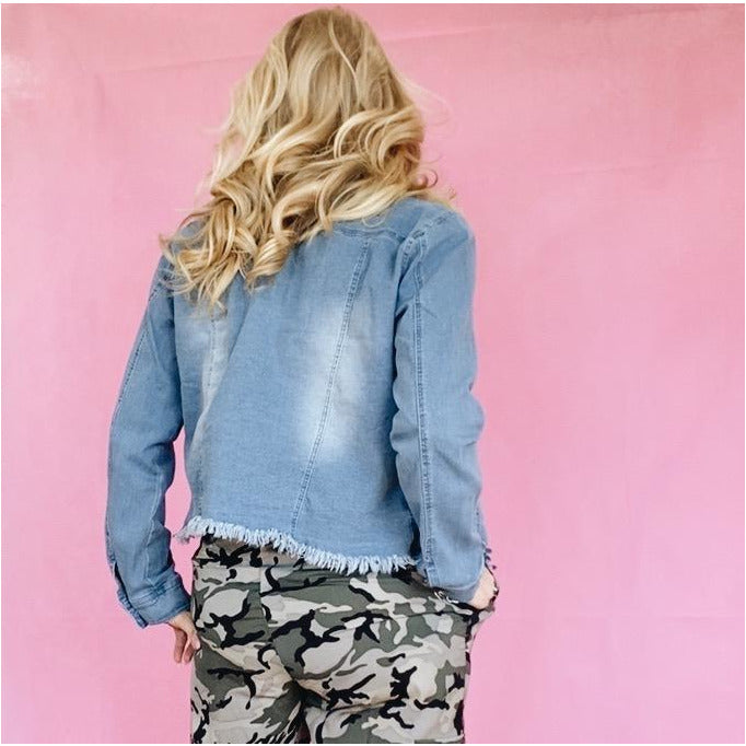 The Harbor Denim Jacket