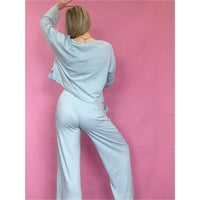 Kim Terry Slub Pants
