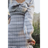 French Fling Smocked Dress