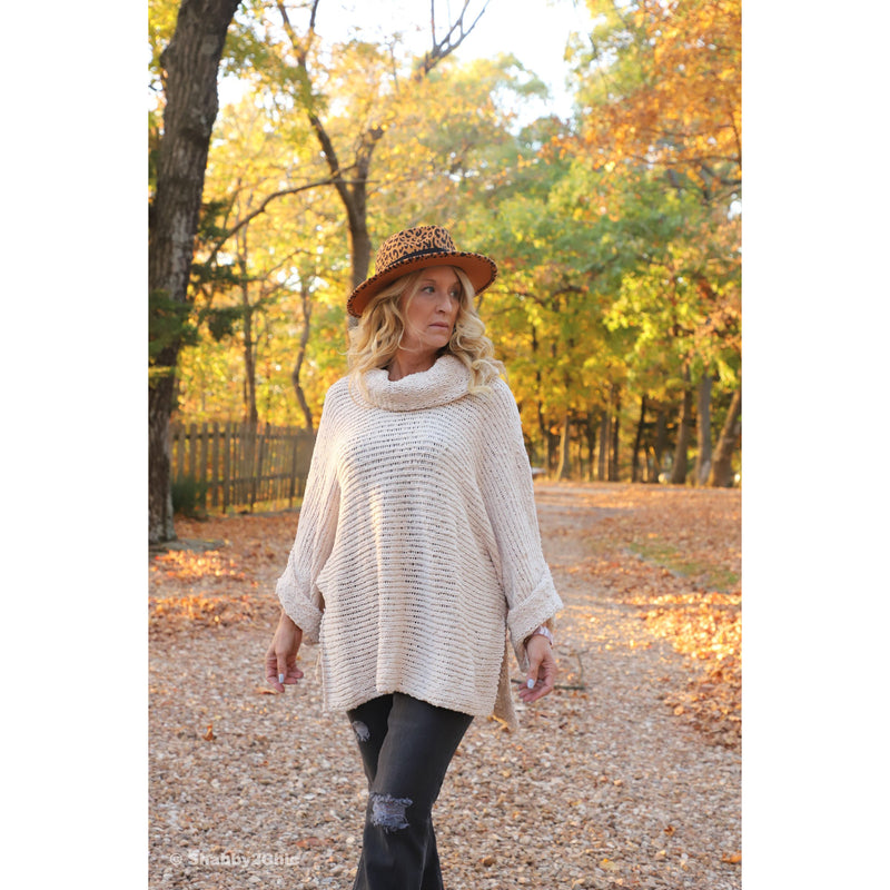 Snuggle Up Buttercup Knit Sweater