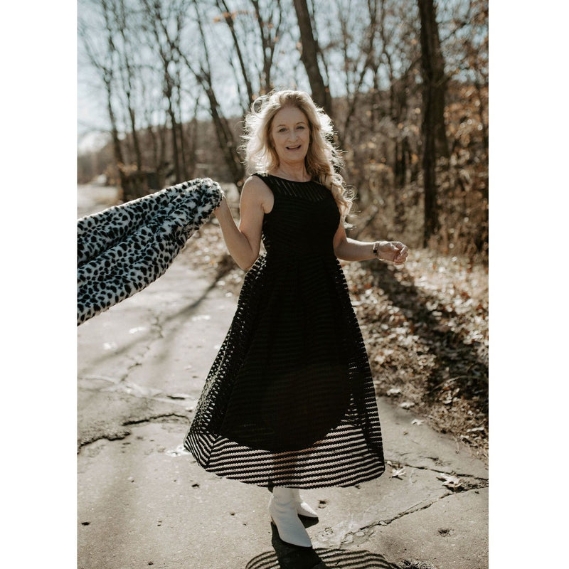 A Night To Remember Black Dress - Shabby 2 Chic Boutiques