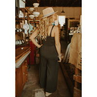 Light And Breezy Smocked Jumpsuit